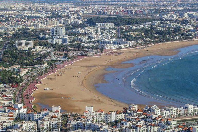 معلومات عن مدينة أكادير المغرب