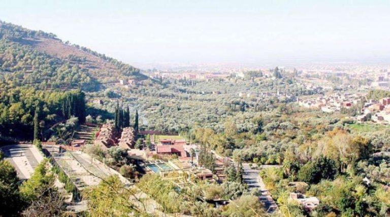 معلومات عن مدينة بني ملال المغرب