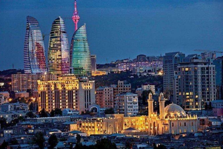 معلومات عن مدينة باكو اذربيجان