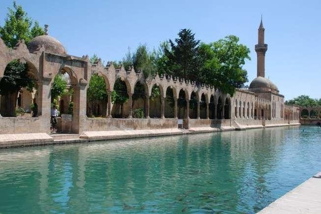 معلومات عن مدينة شانلي أورفا تركيا
