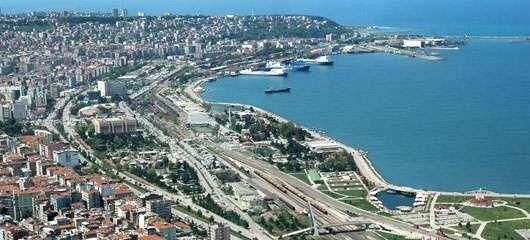 التعليم في مدينة سامسون تركيا