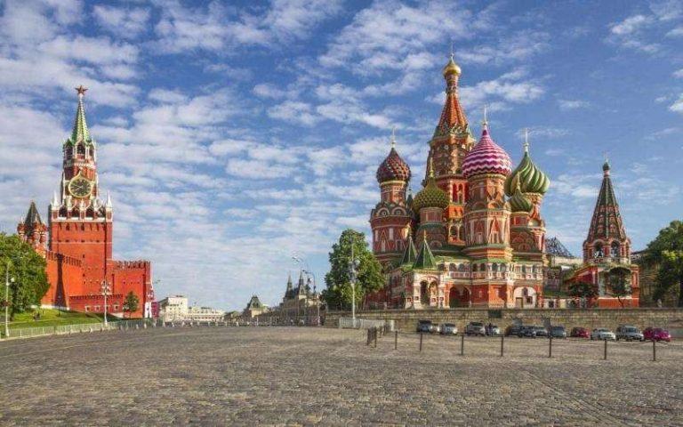 روسيا في الصيف