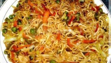 Photo of طريقة طبخ الاندومي..تحضير الاندومي مع اللحوم والخضروات