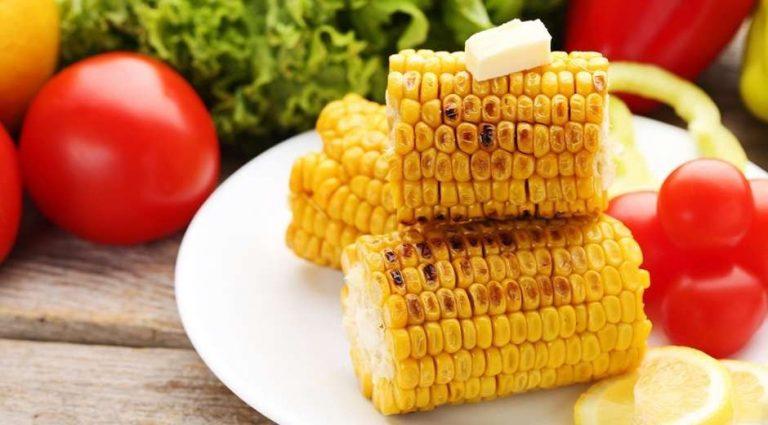 طريقة طبخ الذرة