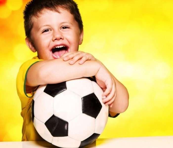 معلومات للأطفال عن كرة القدم