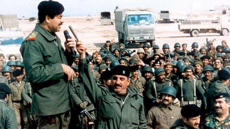 اهم احداث الثمانينات في العراق