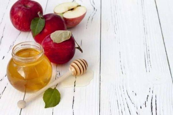 استخدام قناع العسل والتّفّاح