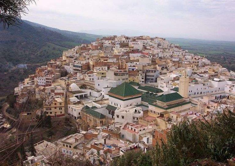 معلومات عن مدينة مكناس المغرب