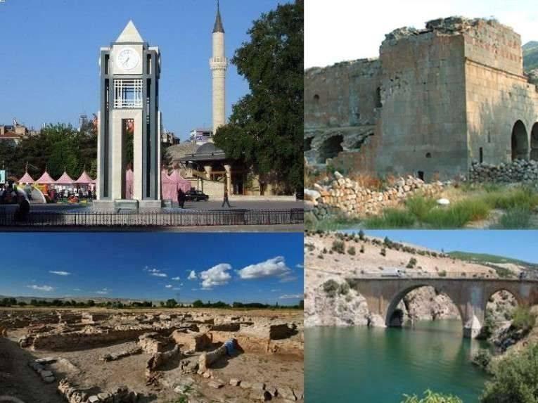 معلومات عن مدينة كارمان تركيا العتيقة