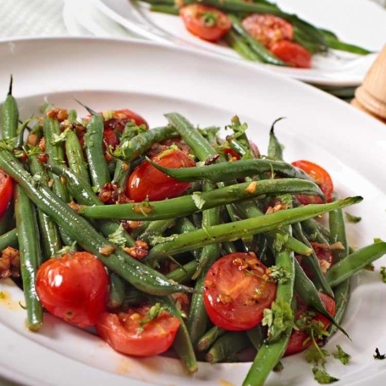 طريقة طبخ الفاصوليا الخضراء