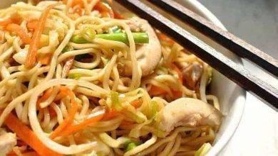 Photo of طريقة مكرونة بالخضار المقلية .. تعرف معنا على هذه الأكلة خلال المقال