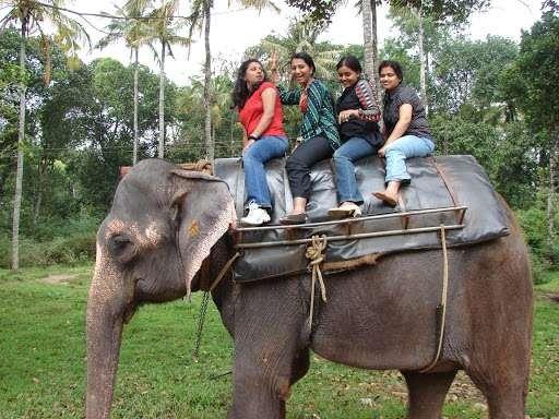 الأجازة الصيفية في ريف الهند