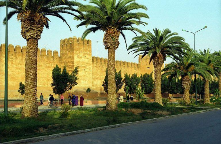 معلومات عن مدينة تارودانت المغرب