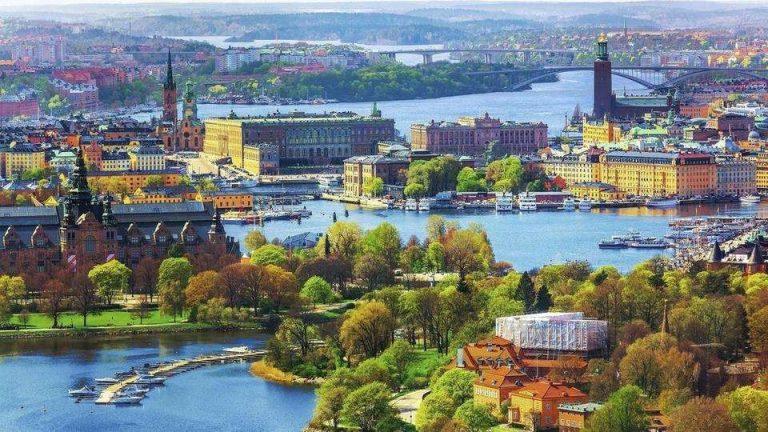 اشياء تشتهر بها السويد
