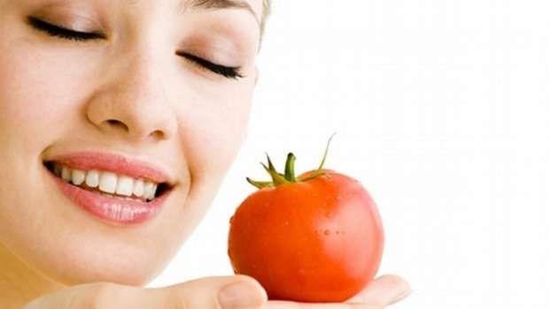 استخدام قناع الطّماطم