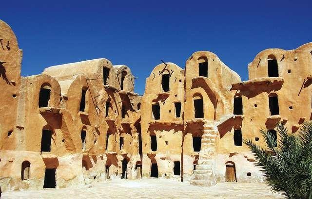 معلومات عن مدينة تطاوين تونس