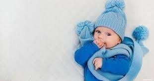 كيفية العناية بالطفل في الشتاء