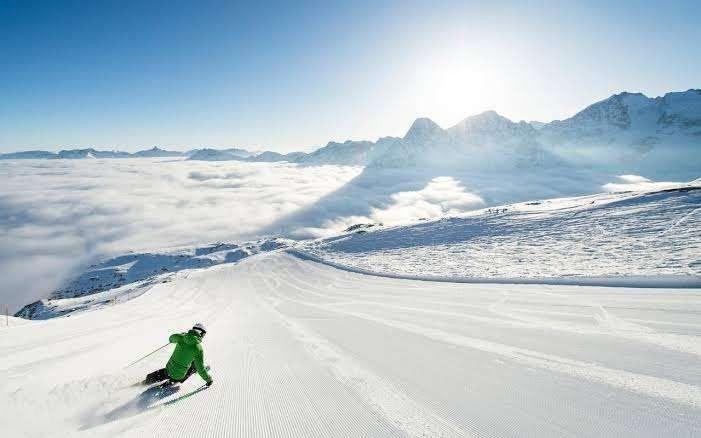 سانت موريتز St. Moritz