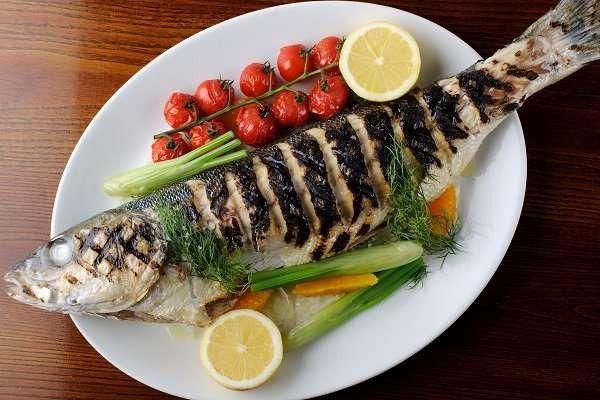 اسرار طبخ السمك