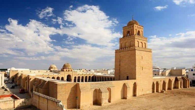 معلومات عن مدينة القيروان تونس