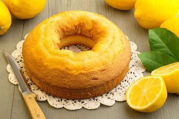 ثالثا لعمل كعكة الليمون