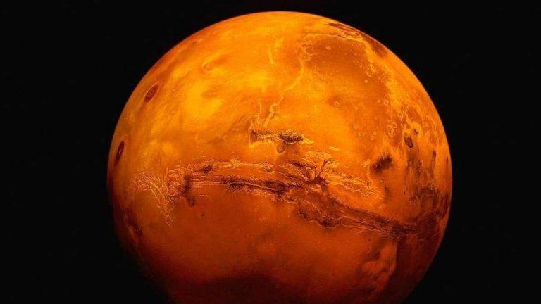 معلومات للاطفال عن كوكب المريخ