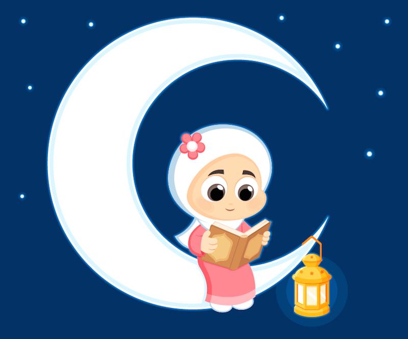 معلومات للأطفال عن شهر رمضان