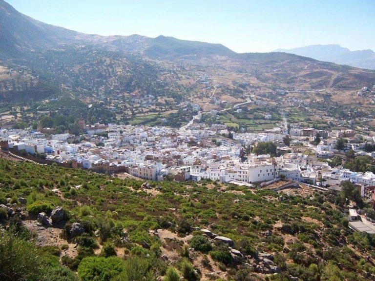 معلومات عن مدينة تازة المغرب