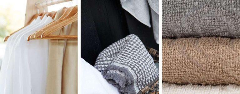 كيفية تجفيف الملابس في الشتاء