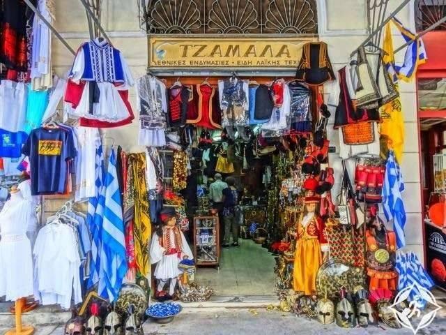 أسعار الملابس في اليونان