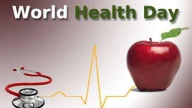 Photo of أفكار لليوم العالمي للصحة.. إليك أفكار مبسطة عن اليوم العالمي للصحة