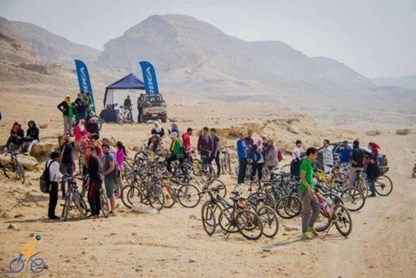 الأنشطة في محمية وادي دجلة