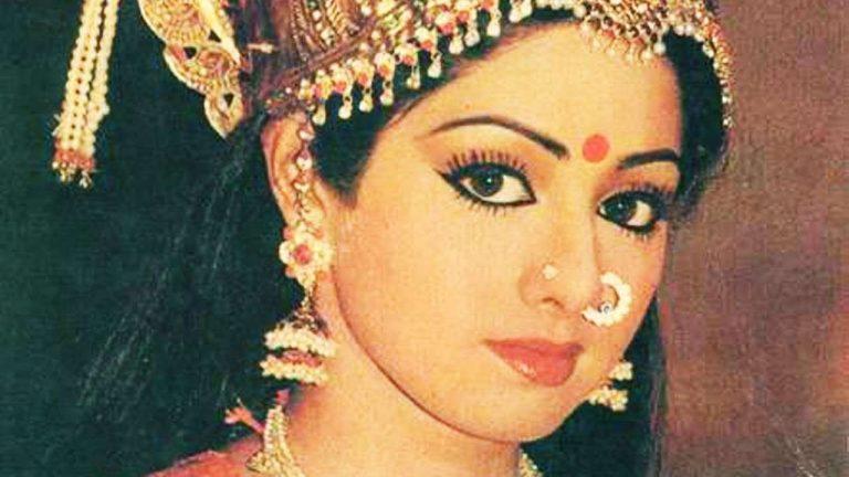 قصة حياة الممثلة الهندية سرديفي