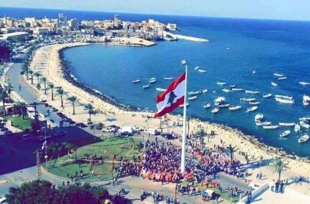 بعض أسماء مناطق بيروت