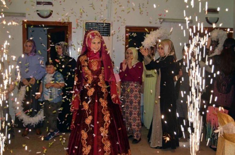 عادات وتقاليد تركيا في الزواج
