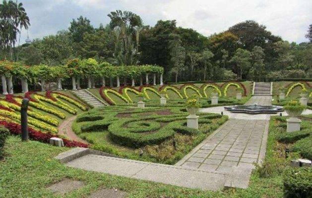 تعرف على معلومات عن حديقة بردانا النباتية كوالالمبور
