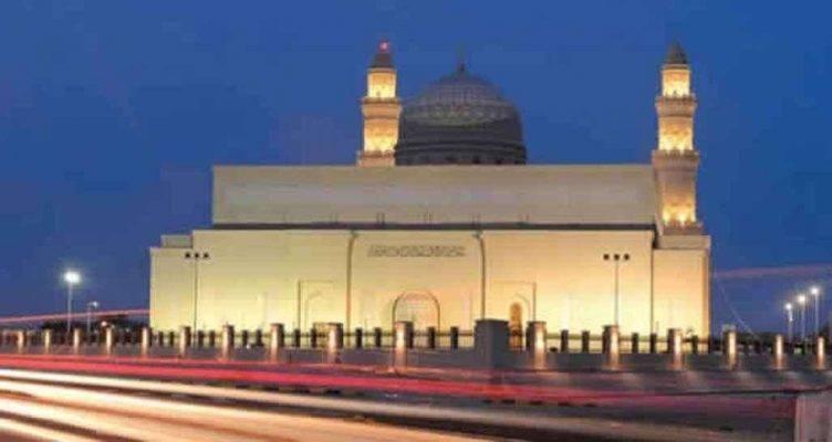 جامع السلطان قابوس - الأماكن السياحية في السويق