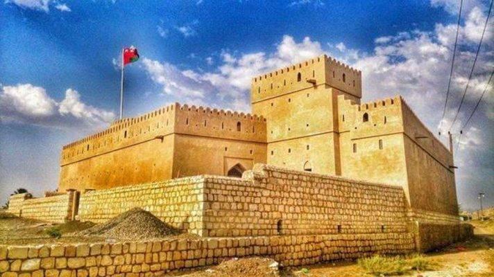 حصن بيت الند - الأماكن السياحية في محضة