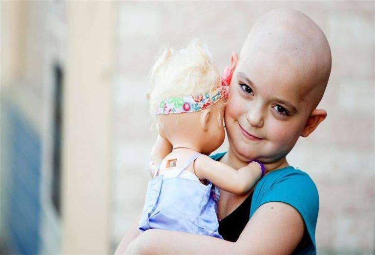 أفكار لليوم العالمي لسرطان الأطفال