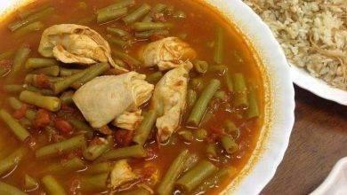 Photo of طريقة طبخ اللوبيا الخضراء
