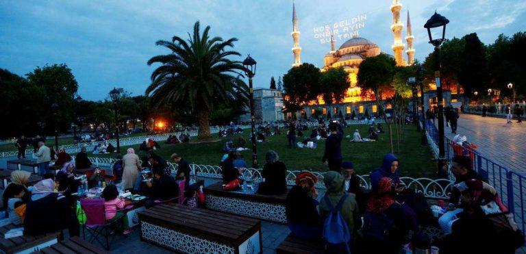 عادات وتقاليد تركيا في رمضان