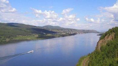 صورة معلومات عن نهر ينسي..تعرف عليه..