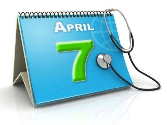 أفكار لليوم العالمي للصحة