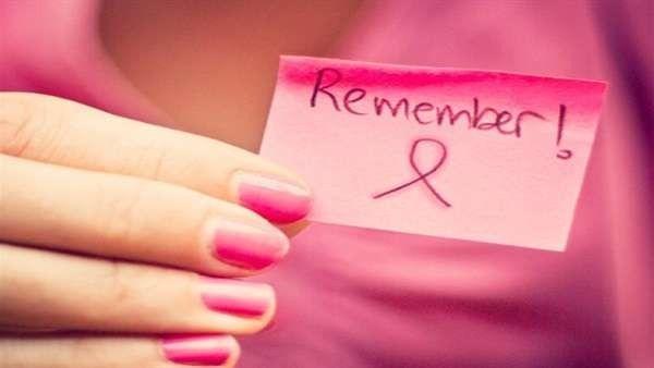 أفكار لليوم العالمي لسرطان الثدي