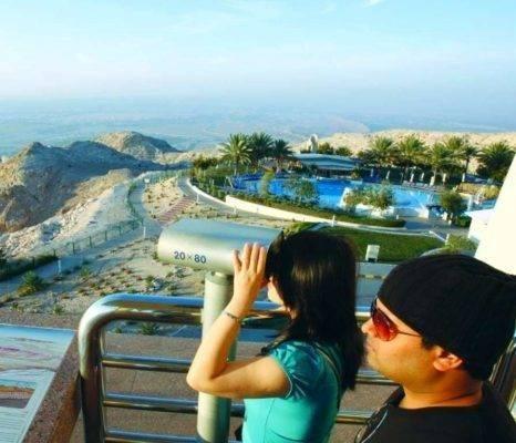 جبل حفيت - أماكن ترفيهية في العين