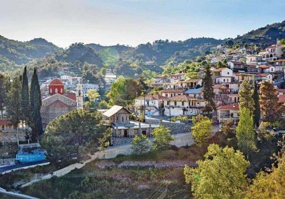 الحياة الريفية في قبرص