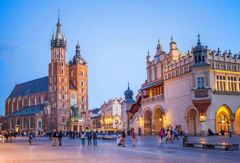 الطقس في بولندا شهر ديسمبر