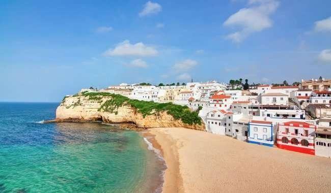 الطقس في البرتغال