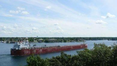 صورة معلومات عن نهر سان لوران .. نهر سان لوران ثانى أطول أنهار كندا ..