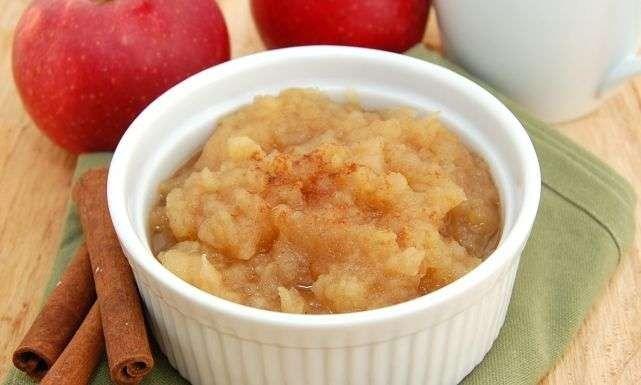 طريقة عمل صلصة التفاح